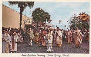Tarpon Springs , Florida , 1950-60s