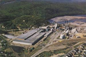 International Paper Mill , La Tuque , Quebec , Canada , 50-70s