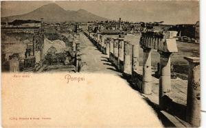 CPA AK POMPEI ITALY (527341)