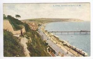 Sandown Bay, UK, I.O.W.,PU-1914
