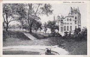 Pennsylvania Doylestown Fonthill