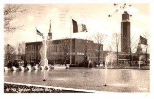 New York World's Fair Belgium Exhibits Building