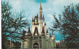 Florida Walt Disney World Cinderella Castle Fantasyland