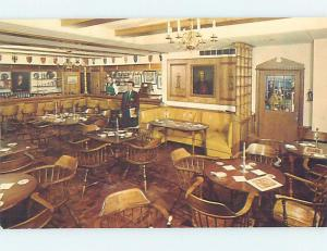 Pre-1980 LIMEHOUSE RESTAURANT KNICKERBOCKER HOTEL Chicago Illinois IL F7902