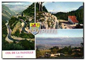 Postcard Modern Col de la Sickle St Claude Road