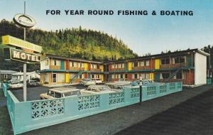 Horseshoe Bay Motel , Bowen Island , B.C. , Canada , 40-60s