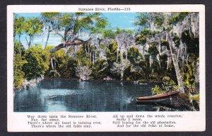 FL - Suwanee River - Lyrics