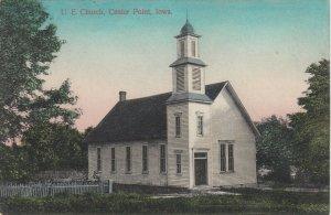 CEDAR POINT , Iowa , 1910 ; U.E. Church