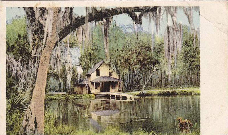 De Leon Springs, near De Land, Florida, 10-20s