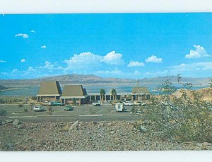 Chrome BUILDING SCENE Lake Mead - Near Las Vegas Nevada NV AH3713