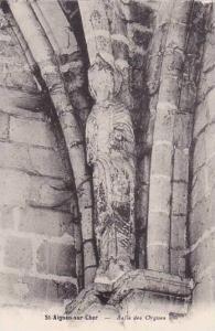 France St Aignan sur Cher Salle des Orgues