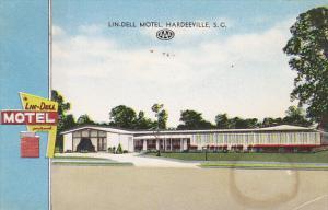 South Carolina Hardeeville Lin-Dell Motel