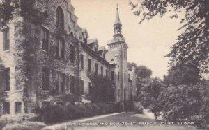 Illinois Joliet Motherhouse And Noviate Saint Francis