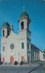Lady Of Good Voyage Church National Shrine Of The Fisherman Gloucester Massac...