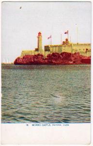 Lighthouse, Morro Castle Havana Cuba
