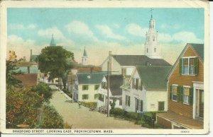 Provincetown, Mass., Bradford Street, Looking East