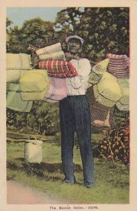 The Basket Seller
