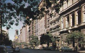 MELBOURNE, Victoria, Australia, 1950-1960s; Collins Street