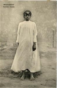 CPA Femme Tanala MADAGASCAR (709436)