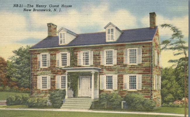 The Henry Guest House - New Brunswick NJ, New Jersey - Linen
