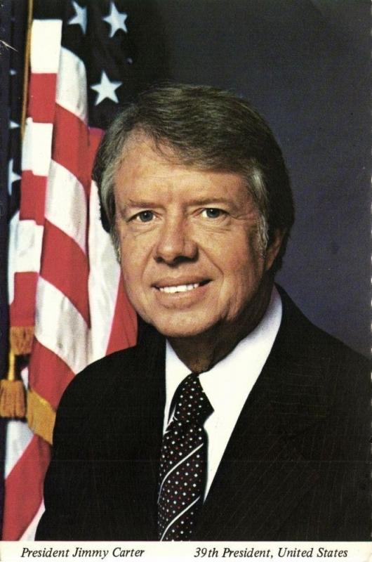 Inauguration 39th President of the United States Jimmy Carter (1977) I