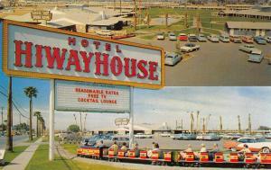 Phoenix Arizona~Hiwayhouse Hotel~Playground~Miniature Railroad Train~1950s Cars
