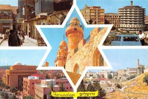 Israel Jerusalem multiviews Panorama General view
