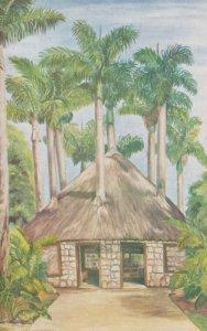 MARIANAO , Cuba , 40-50s ; Chateau Madrid Gardens Gift Shop