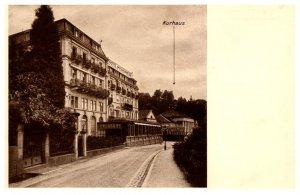 Germany baden baden Hotel messmer