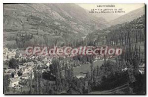 Old Postcard Jack Luz Vue Generale De La Chapelle Solfrino