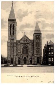 New Jersey  Newark ,St. Luke's Church