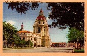 California Pasadena City Hall
