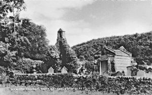 GATEHOUSE OF FLEET SCOTLAND~ANWORTH CHURCH~PHOTO POSTCARD