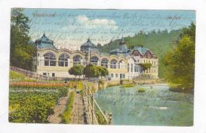 Karlovy Vary, cafe Park, Cech Republic PU-1931