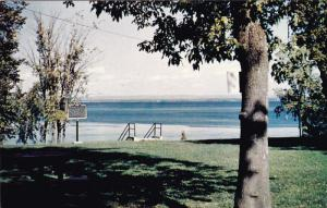 Chats Lake As Seen From ARNPRIOR PARK, Ontario, Canada, 40-60s