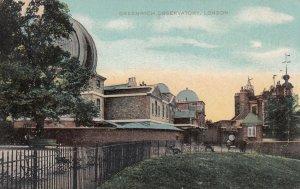 LONDON, Ontario, Canada, PU-1907; Greenwich Observatory