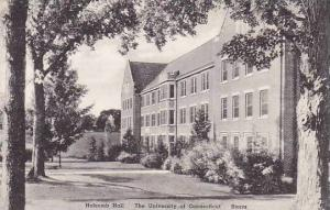 Connecticut Storrs Holcomb Hall The University Of Connecticut Albertype