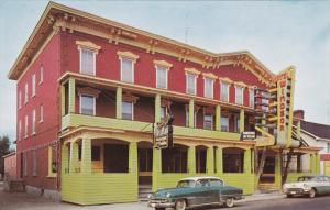 Hotel Windsor, LOUSIEVILLE, Province of Quebec, Canada, 40-60s