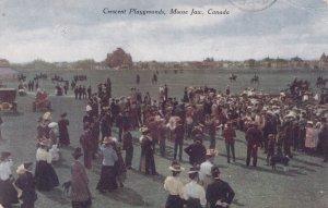 MOOSE JAW, Saskatchewan, Canada, PU-1914; Crescent Playgrounds
