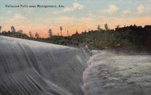 Alabama Montgomery Tallassee Falls