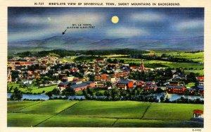 TN - Sevierville. Bird's Eye View