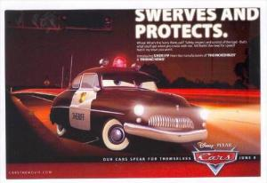 Disney- Pixar Film ADV  CARS , #15