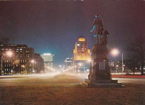 Canada Sir John A MacDonald Statue Queen's Park Toronto Ontario