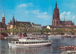 Postal 60734: Canal de Frankfurt