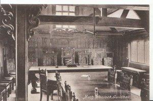 Shropshire Postcard - Much Wenlock - Guildhall - Ref 6181A
