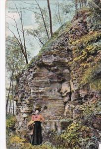 New York Waverly Glen Rock 1908