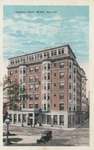MOBILE , Alabama, 1910s ; Cawthon Hotel