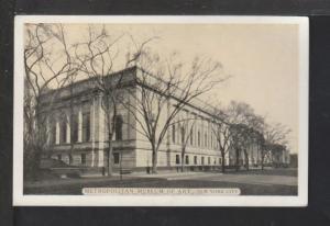 Museum of Art,New York,NY Postcard