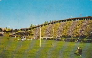 Stadiums Cornell University Stadium Ithaca New York 1954