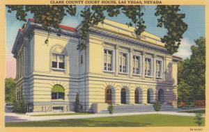 LAS VEGAS , Nevada , 30-40s ; Court house